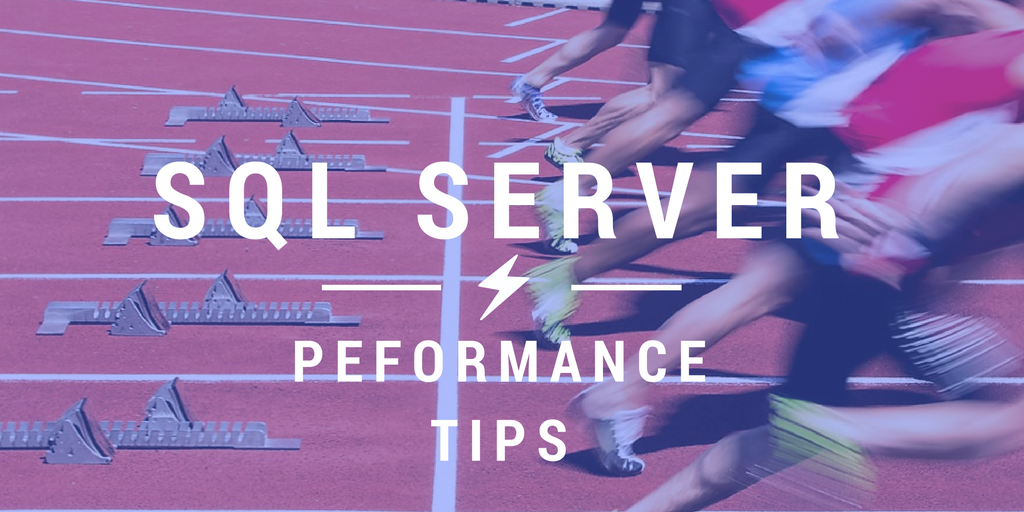 Lightning Bolt performance from your SQL Server