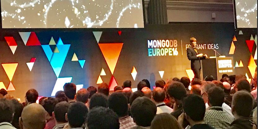 MongoDB Europe 2016: Key Takeaways