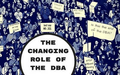 The changing role of the DBA – a move towards DataOps