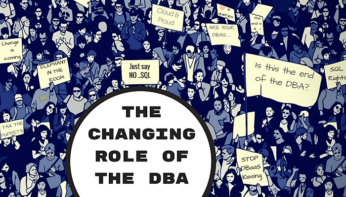 Changing role of the DBA - a move towards DataOps