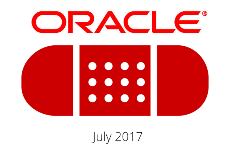 Oracle Update July 2017