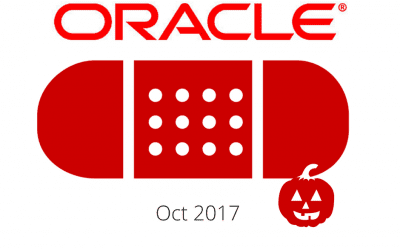 Oracle Patch Update Oct 17