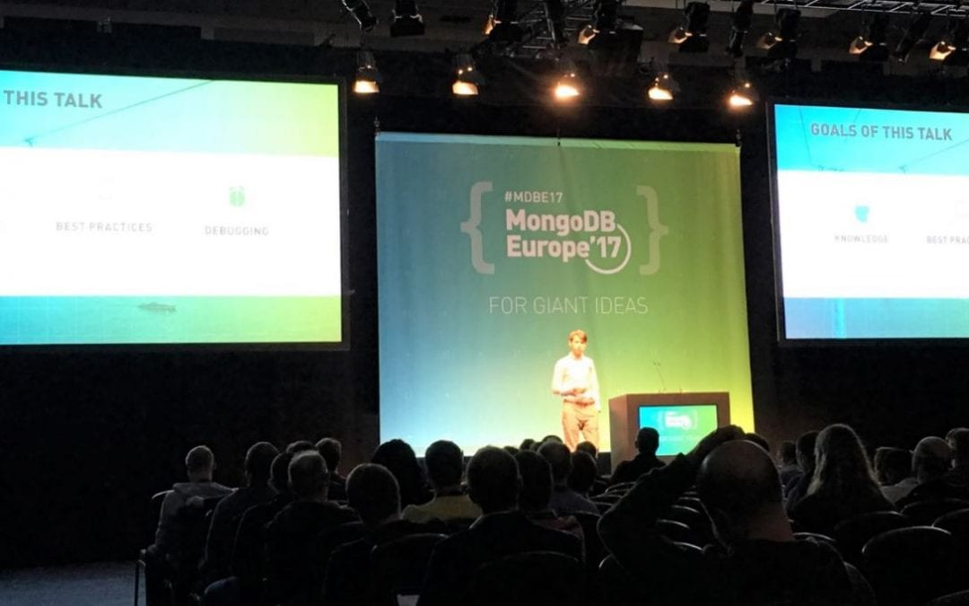 MongoDB Europe 2017 | Key Takeaways | MongoDB 3 6