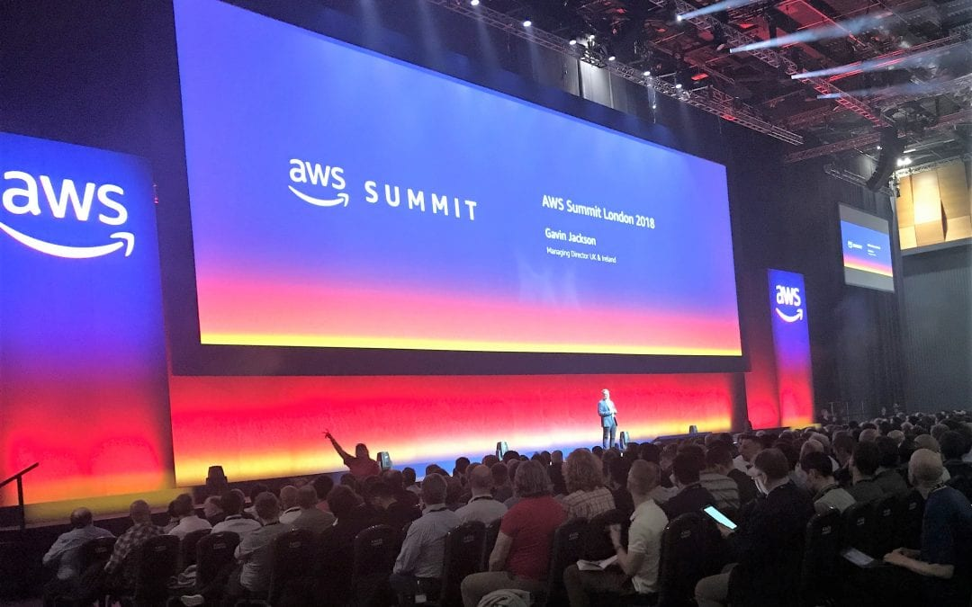 AWS Summit 2018 #London – Key Takeaways