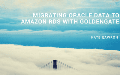 Migrating Oracle Data to Amazon RDS with GoldenGate