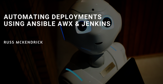 Automating Deployments Using Ansible AWX & Jenkins