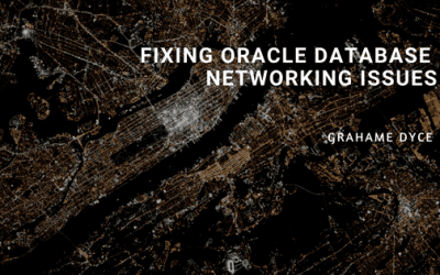 How to Fix Oracle Database Networking Issues