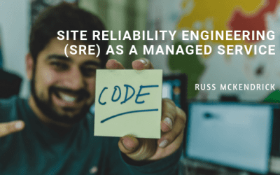 Site Reliability Engineering (SRE) as a Managed Service