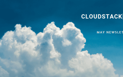 CloudStack[d] May Newsletter