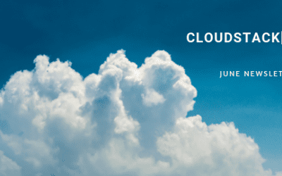CloudStack[d] June Newsletter