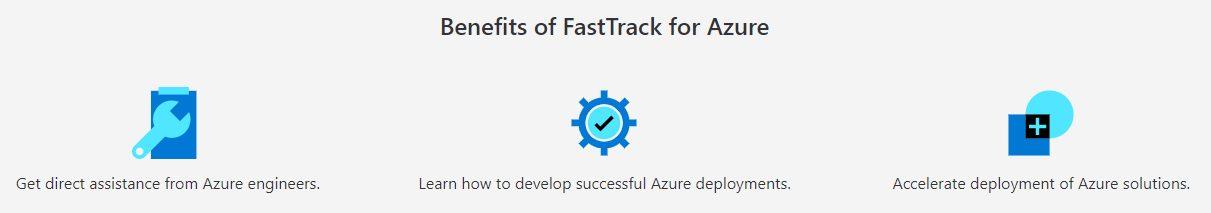 FastTrack for Azure