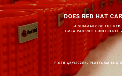 Key Takeaways from the Red Hat EMEA Partner Conference 2019
