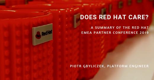 Red Hat EMEA Partner Conference