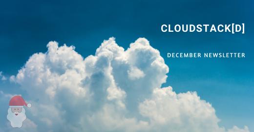 CloudStack[d] December 2019