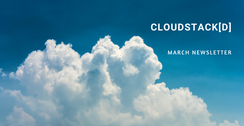 CloudStack[d] March 2020