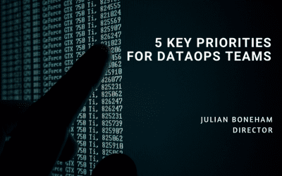 5 Key Priorities for DataOps Teams