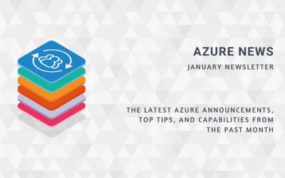 Azure News January 2021