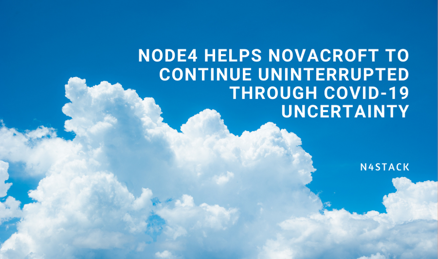 Node4 helps Novacroft to continue uninterrupted through COVID-19 uncertainty