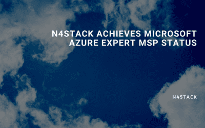 N4Stack Achieves Microsoft Azure Expert MSP Status