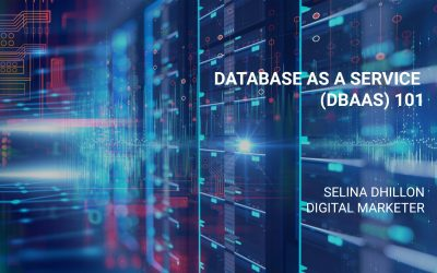 Database as a Service (DBaaS) 101