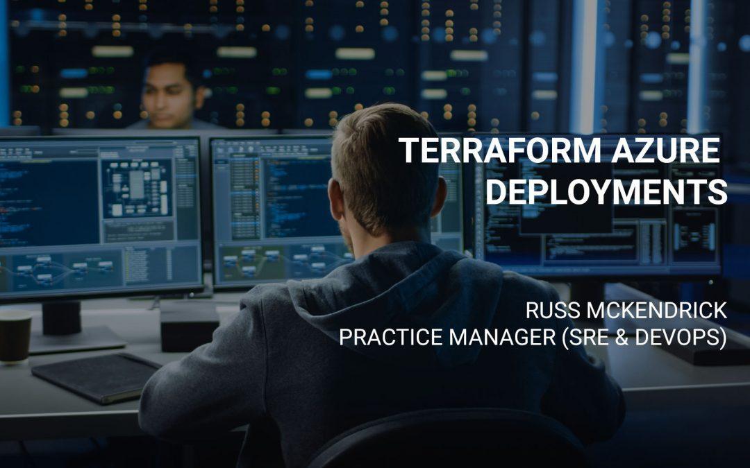 Terraform Azure Deployments